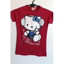 t-shirt HELLO KITTY 128/134cm