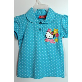 t-shirt polo HELLO KITTY 104/110cm