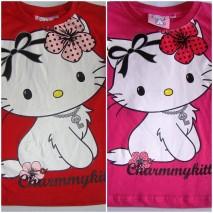 t-shirt charmmy kity 92cm 98cm 110cm 114cm